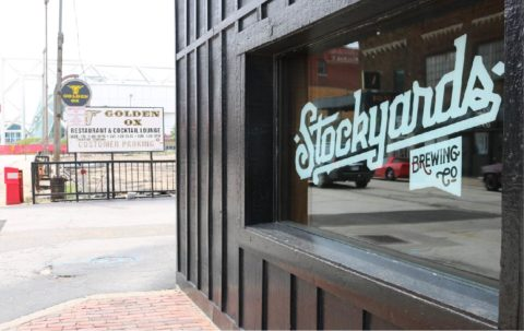 Stockyards Brewing street view